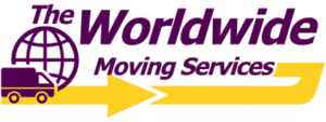 The Worldwide Moving Services company limited Logo